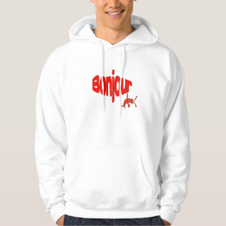 Cute Crawfish / Lobster Hoodie