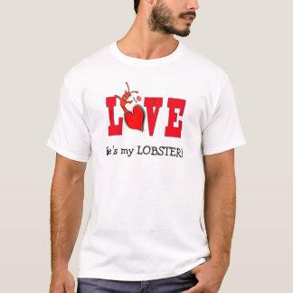 Cute Crawfish / Lobster Love Shirt