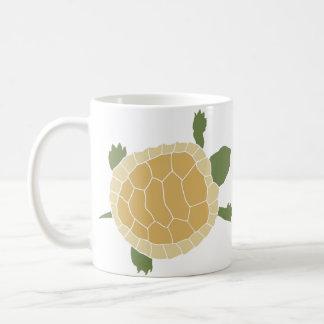 Cute Crawling Little Turtle Tortoise Coffee Mug