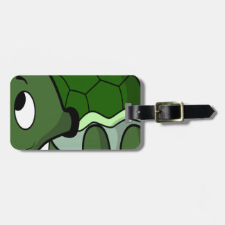Cute Crawling Turtle Tags For Luggage