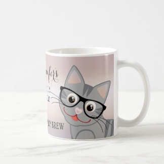 Cute Crazy Cat Lady Personalized Mug