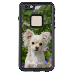 LifeProof® FRĒ® for iPhone® 5/5S/SE Case with Chihuahua Phone Cases design