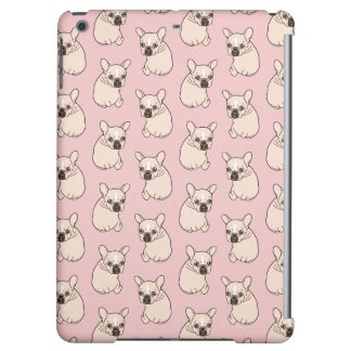 Cute cream Frenchie needs some love Cover For iPad Air