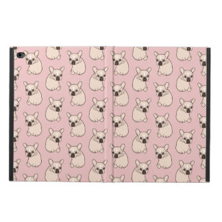 Cute cream Frenchie needs some love Powis iPad Air 2 Case