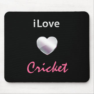 Cute Cricket Mouse Pad