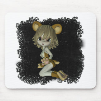 Cute Critters 01 Mouse Mats