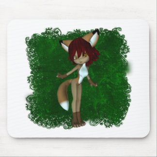 Cute Critters 05 Mouse Mat