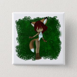 Cute Critters 05 Pinback Button