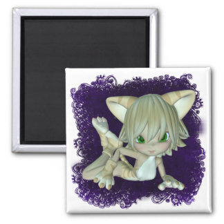 Cute Critters 08 Magnet