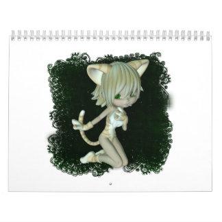 Cute Critters Calendar