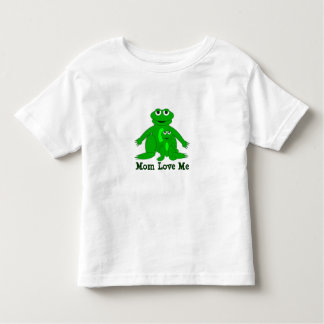 Cute Critters Collection Frogs Kids Tshirt