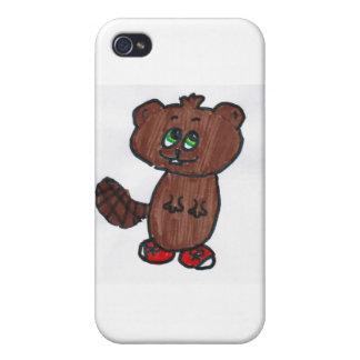 Cute Critters iPhone 4 Case