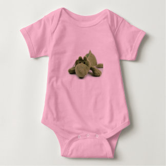 CUTE CROC BABY SLEEPER! BABY BODYSUIT