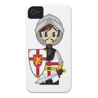 Cute Crusader Knight iphone Case