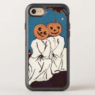 Cute Cuddle Pumpkin Jack O' Lantern Ghost OtterBox Symmetry iPhone 8/7 Case