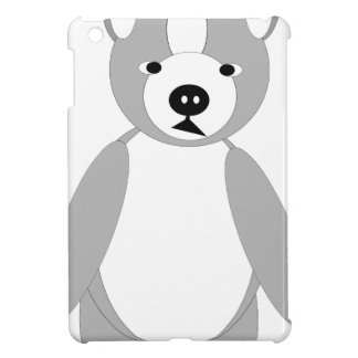 Cute cuddly and Lovable Boston Terrier iPad Mini Case