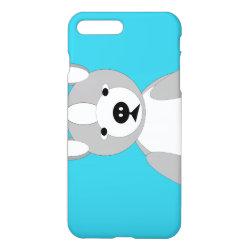 iPhone 7 Plus Case with Bull Terrier Phone Cases design