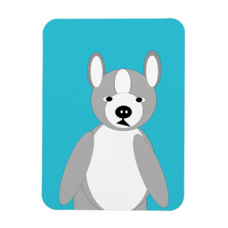 Cute cuddly and Lovable Boston Terriers Magnet