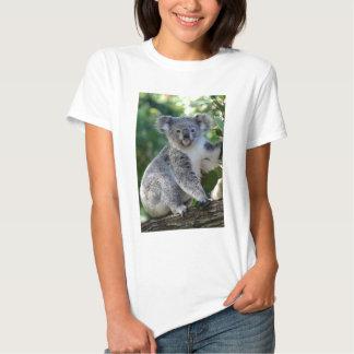 Cute cuddly Australian koala T-shirt