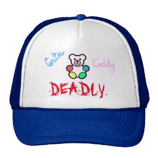 Cute.Cuddly.Deadly Trucker Hat