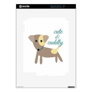 Cute & Cuddly iPad 2 Decal
