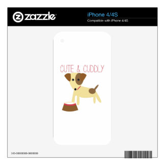 Cute & Cuddly Skins For The iPhone 4S