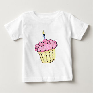 Cute Cupcake Baby T-Shirt