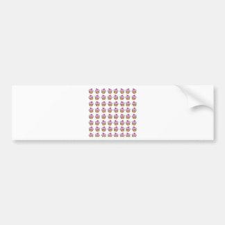 Cute Cupcake Bumper Sticker