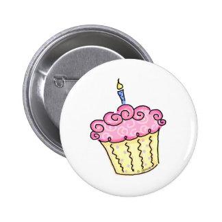 Cute Cupcake Pin