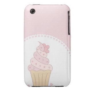 Cute Cupcake Case Case-Mate iPhone 3 Cases
