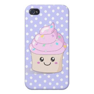 Cute Cupcake Case For iPhone 4
