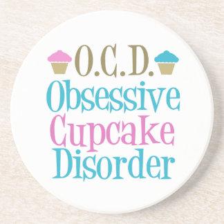 Cupcake Drink Beverage Coasters Zazzle