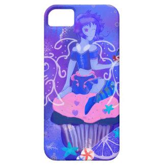 Cute Cupcake Fairy - iPhone 5 Cases