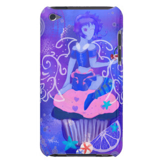 Cute Cupcake Fairy - iPod Touch  Cases iPod Case-Mate Cases