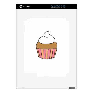 CUTE CUPCAKE iPad 2 DECAL
