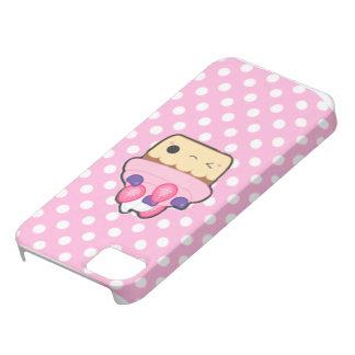 Cute cupcake Iphone marries iPhone 5 Case
