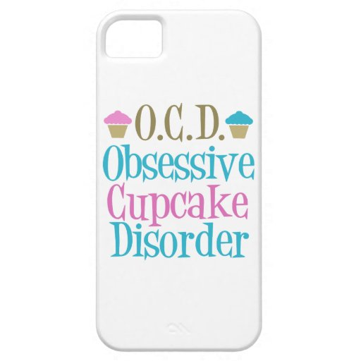 Cute Cupcake iPhone SE/5/5s Case