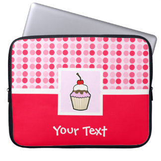 Cute Cupcake Laptop Sleeve