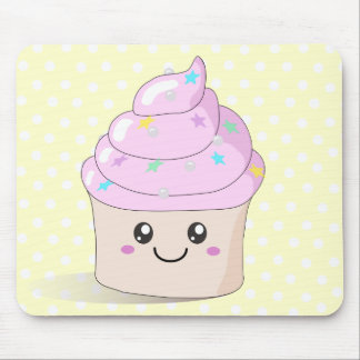 Cute Cupcake Mouse Pad