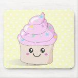 Cute Cupcake Mousepads