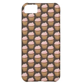 Cute Cupcake Pattern iPhone 5 Case