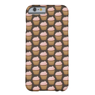 Cute Cupcake Pattern iPhone 6 case
