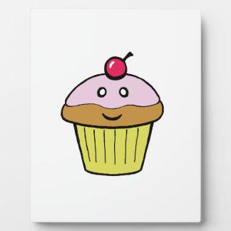 cute cupcake plaque