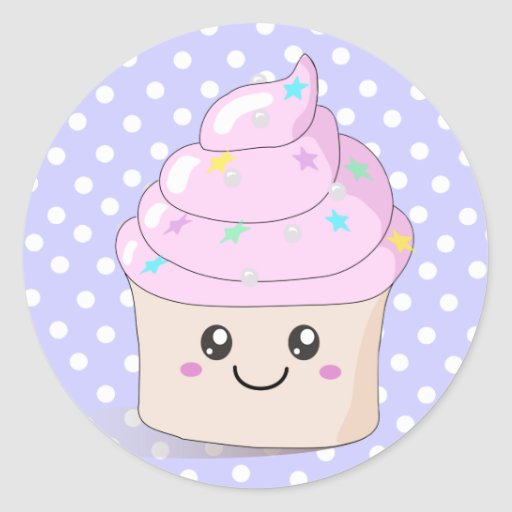 cute anime cupcakes