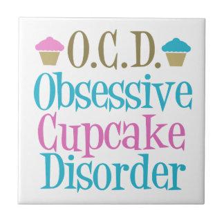Cute Cupcake Tile