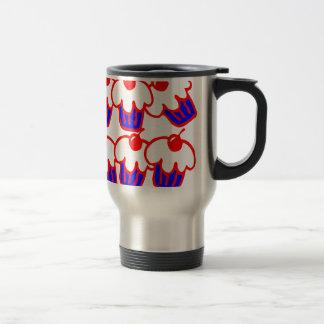 cute cupcake travel mug