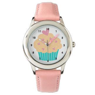 Cute Cupcake Watch
