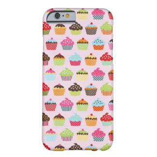 Cute Cupcakes Barely There iPhone 6 Case