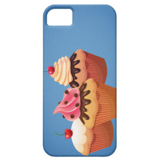 Cute cupcakes case
