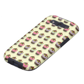 Cute Cupcakes Case-Mate Case Samsung Galaxy S3 Cover